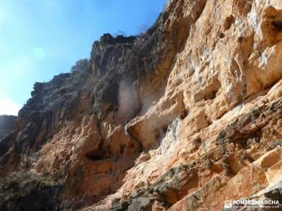 Monasterio Bonaval,Cañón del Jarama; alto del leon hotel la barranca serrania de ronda senderismo